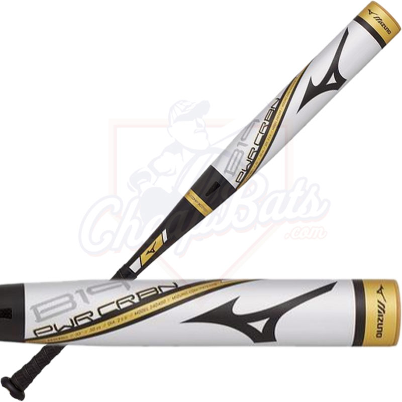 2019 Mizuno B19 Power Carbon BBCOR Baseball Bat -3oz 340480