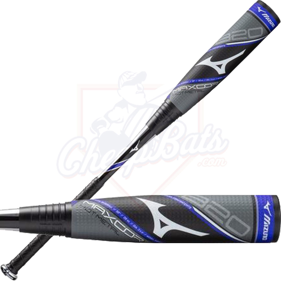 2020 Mizuno B20 Maxcor Hot Metal Youth USA Baseball Bat -10oz 340522