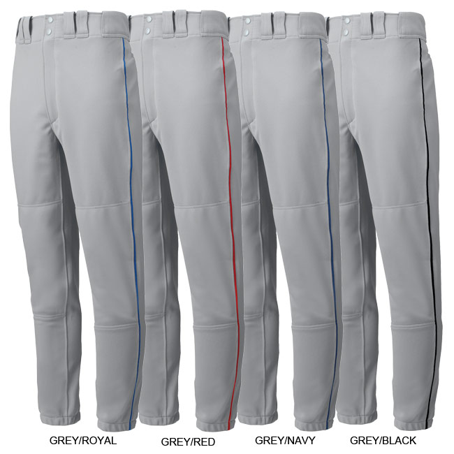 Mizuno Premier Piped Pant - Adult 350148