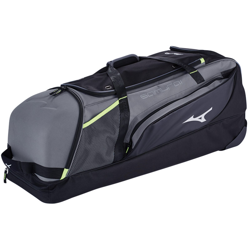 Mizuno Samurai Catcher\'s Wheeled Equipment Bag 360271