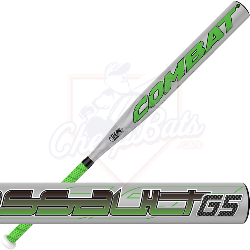 2016 Combat Assault G5 Slowpitch Softball Bat USSSA Balanced ASSSP7