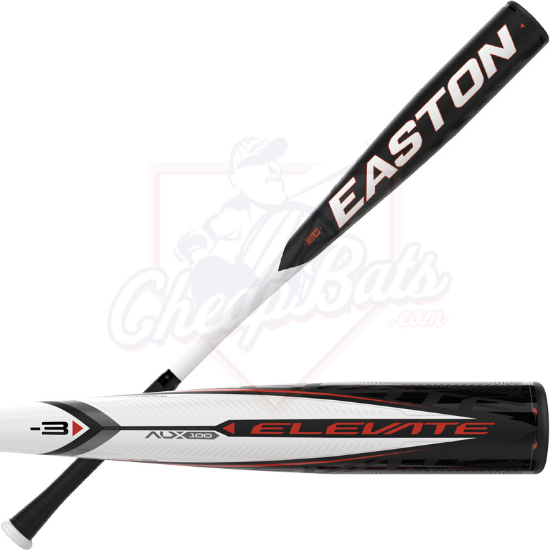 Easton Elevate BBCOR Baseball Bat -3oz BB19EL