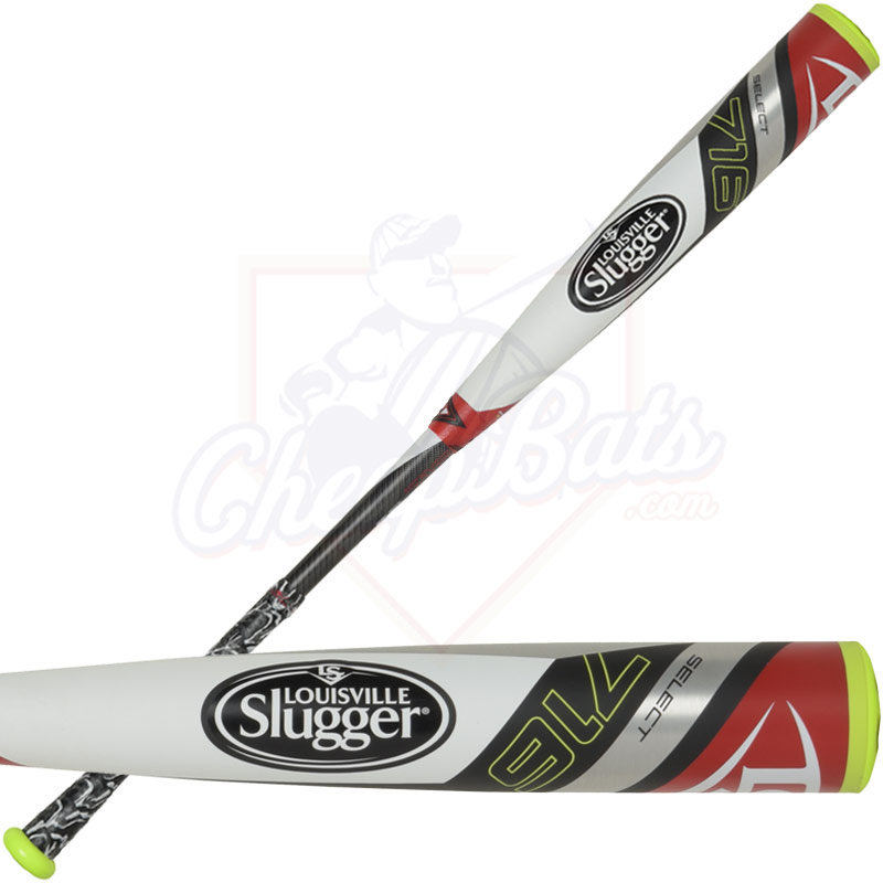 2016 Louisville Slugger SELECT 716 Youth Big Barrel Baseball Bat -10oz SLS7160