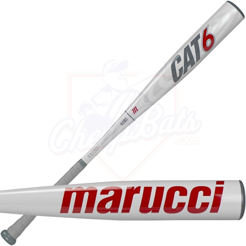 Marucci CAT6 BBCOR Baseball Bat -3oz MCBC614