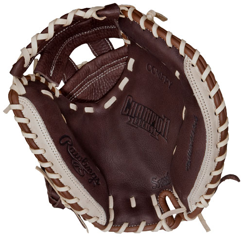 Rawlings Youth Fast Pitch Catchers Softball Glove Champion Series 32� CCMFPY