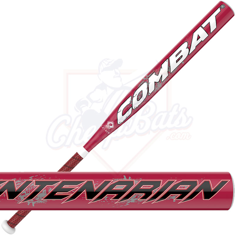 2016 Combat Centenarian Jeff Wallace Senior Slowpitch Softball Bat SSUSA End Loaded CENSR4