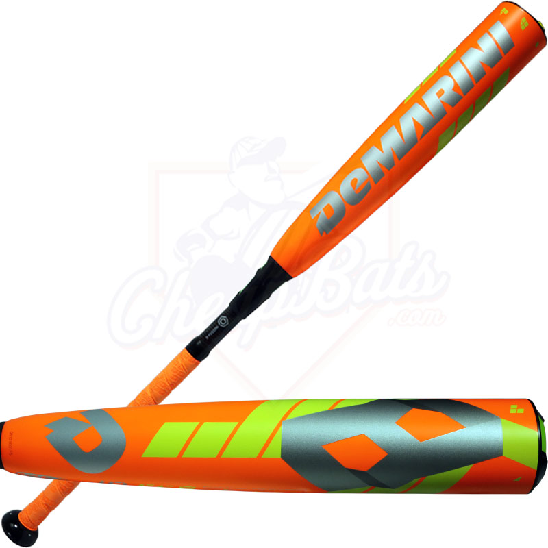2016 DeMarini CF8 Youth Big Barrel Baseball Bat -10oz WTDXCFX-16