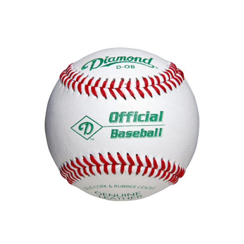 Diamond D-OB Official League Baseball (1 Dozen)