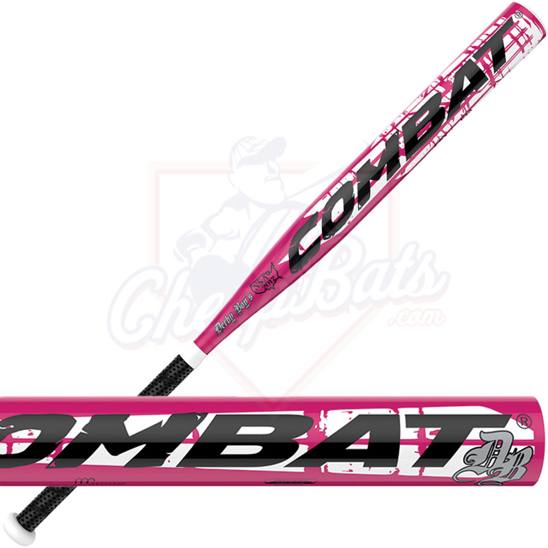 2016 Combat Derby Boys Slowpitch Softball Bat Usssa End