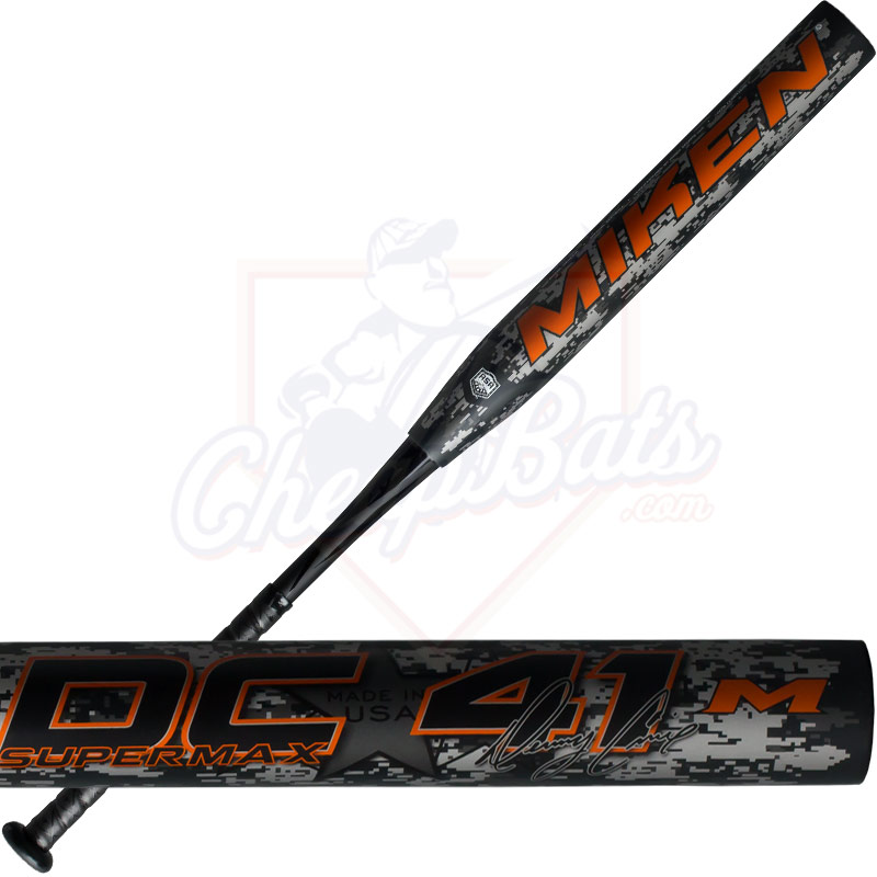 2016 Miken Denny Crine DC41 Slowpitch Softball Bat Supermax ASA DENCMA