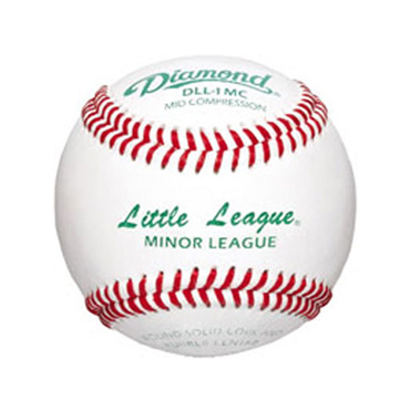 Diamond DLL-1 MC Little League Baseball 10 Dozen
