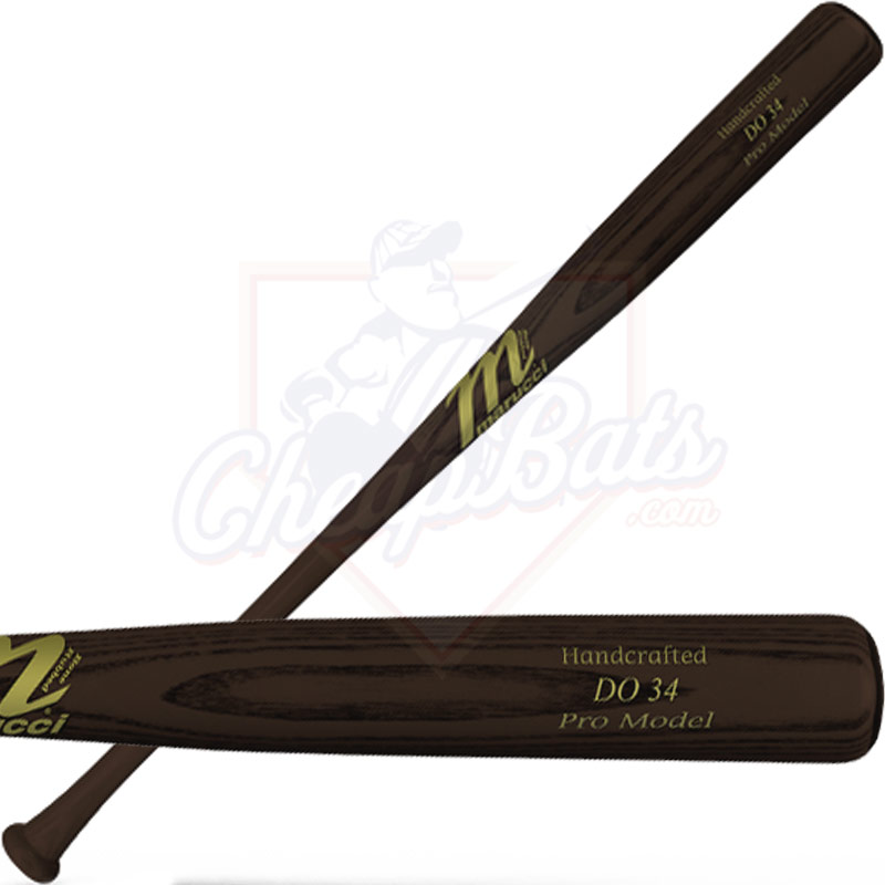 Marucci Pro Model Ash Wood Baseball Bat DO34A-CHL