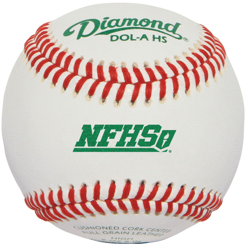 Diamond DOL-A HS Baseball For High School NOCSAE NFHS Play