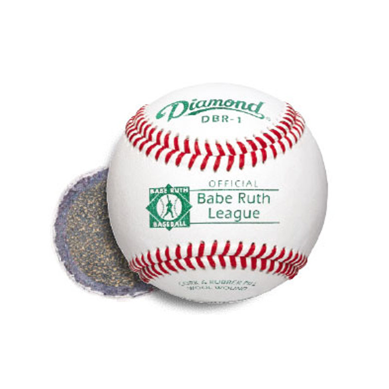 Diamond DBR-1 Babe Ruth Baseball 10 Dozen