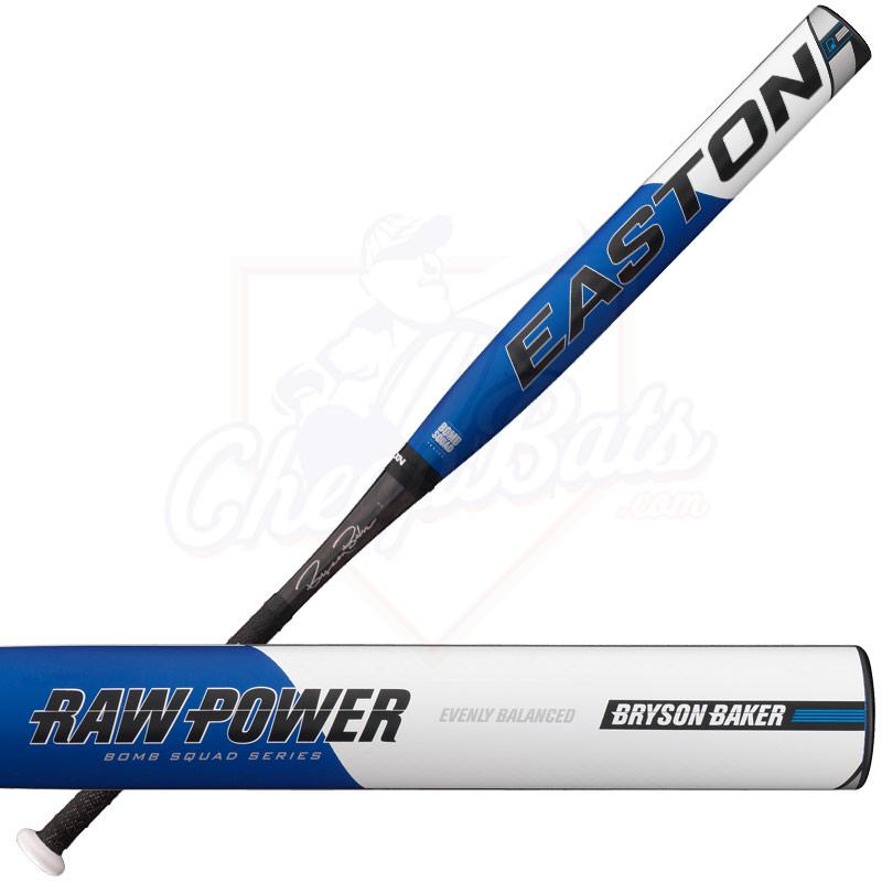 2015 Easton Raw Power Bryson Baker USSSA Balanced Slowpitch Softball Bat SP15BBU