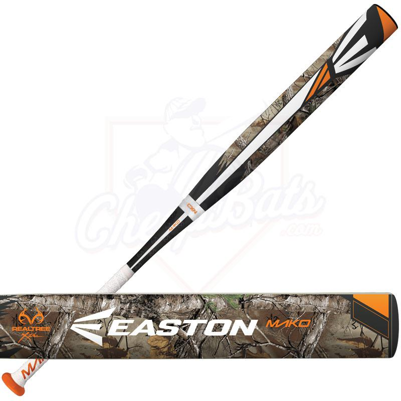 2015 Easton Mako Realtree ASA End Loaded Slowpitch Softball Bat SP15MKA