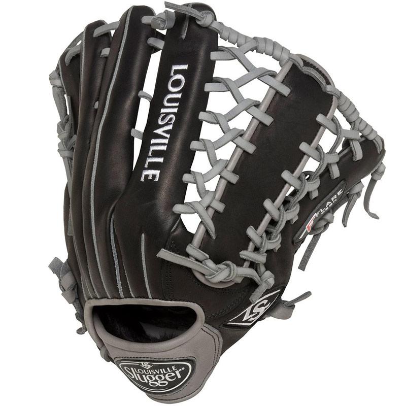 Louisville Flare Outfield Glove : Louisville slugger omaha flare baseball glove