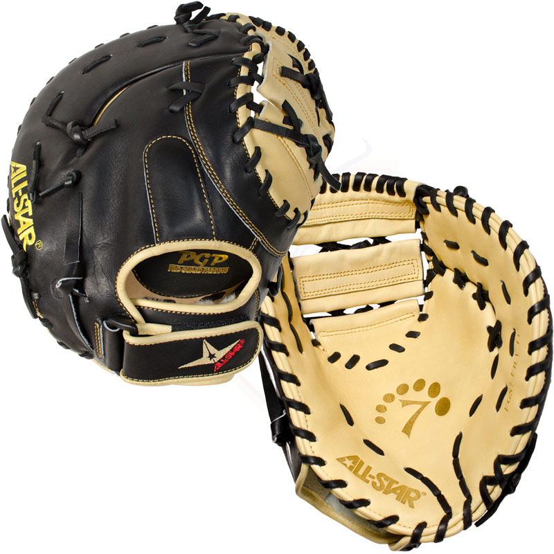 "All Star System Seven First Base Baseball Mitt 13"" FGS7-FB"