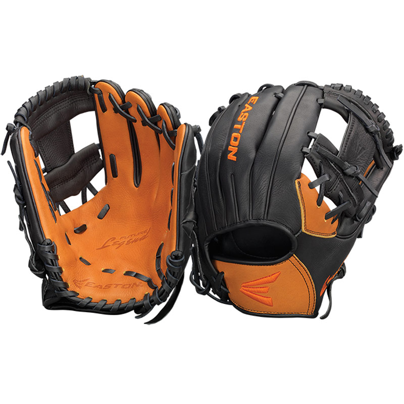 "Easton Future Legend Youth Baseball Glove 11.25"" FL1125BKTN"