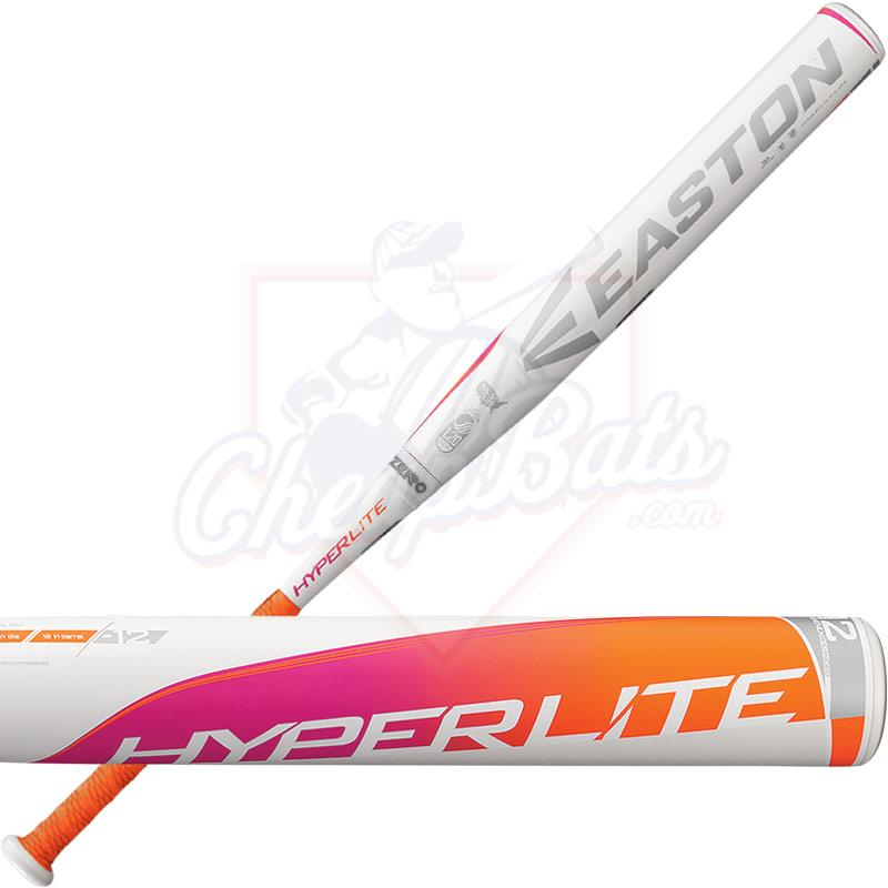 6f6622dd7ac 2017 Easton Hyperlite Fastpitch Softball Bat -12oz FP17HL12