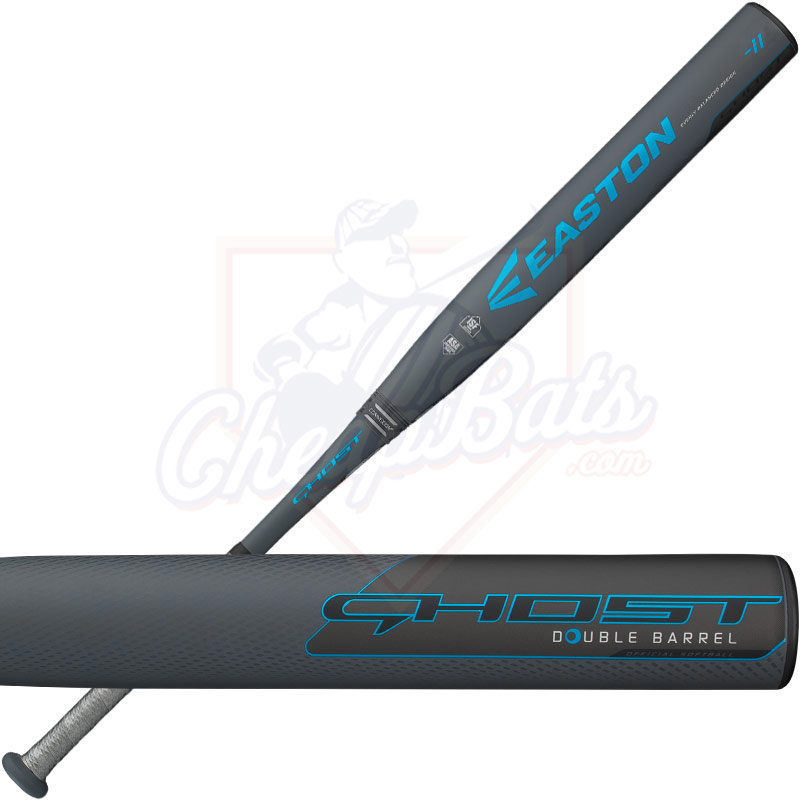 2018 Easton Ghost Fastpitch Softball Bat -11oz FP18GH11
