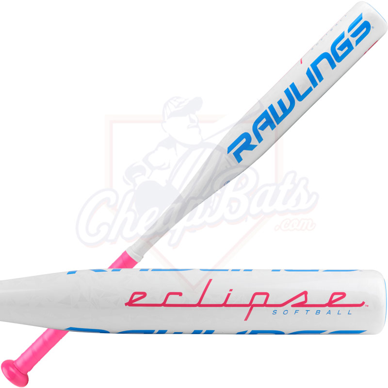 2018 Rawlings Eclipse Fastpitch Softball Bat -12oz FP8E12
