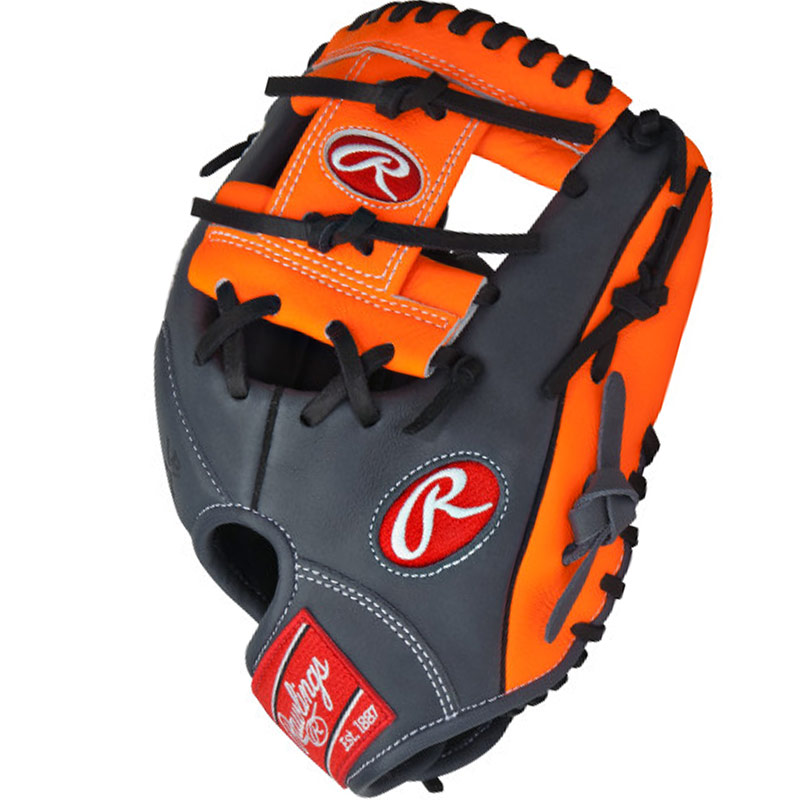"Rawlings Gamer XLE Pro Taper Baseball Glove 11.25"" G112PTGO"