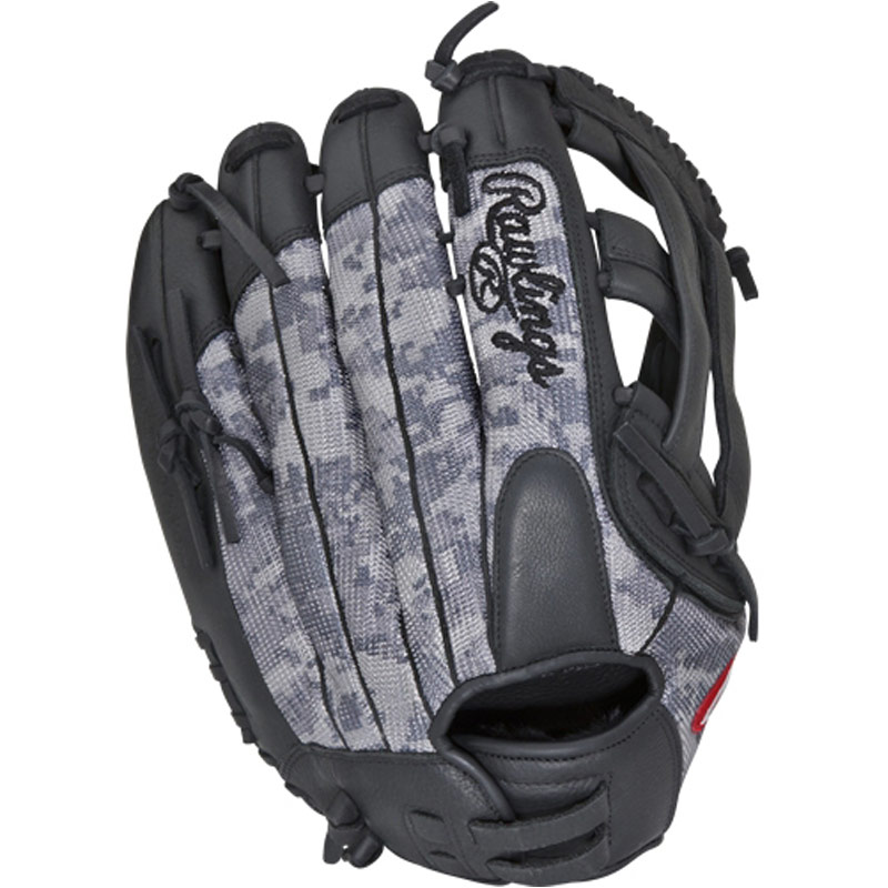 "Rawlings Gamer Digi-Camo Slowpitch Softball Glove 14"" G140DCM"