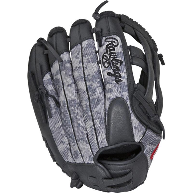 e2ff53860dd Rawlings Gamer Digi-Camo Slowpitch Softball Glove 14