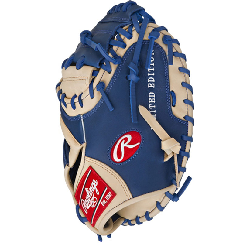 "Rawlings Gamer XLE Baseball Catcher\'s Mitt 33"" GCM33CRLE"