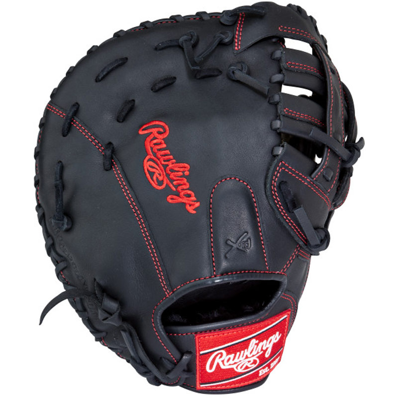 "Rawlings Gamer Youth Pro Taper Baseball First Base Mitt 12"" GFM16B"
