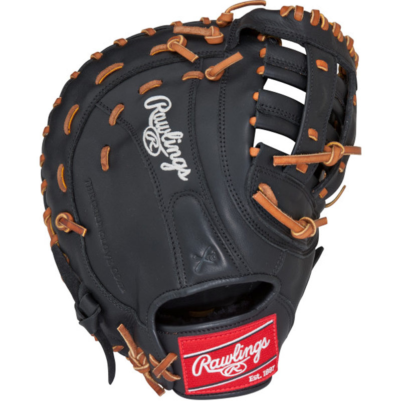 "Rawlings Gamer Baseball First Base Mitt 12.5"" GFM18B"