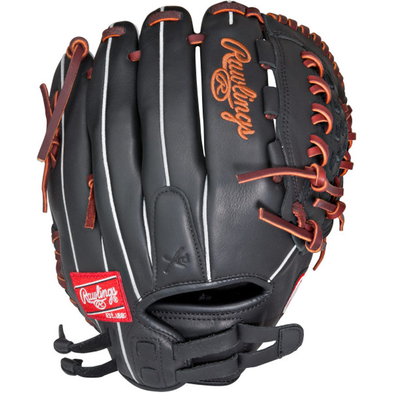 "Rawlings Gamer Fastpitch Softball Glove 12.5"" GSB125FS"