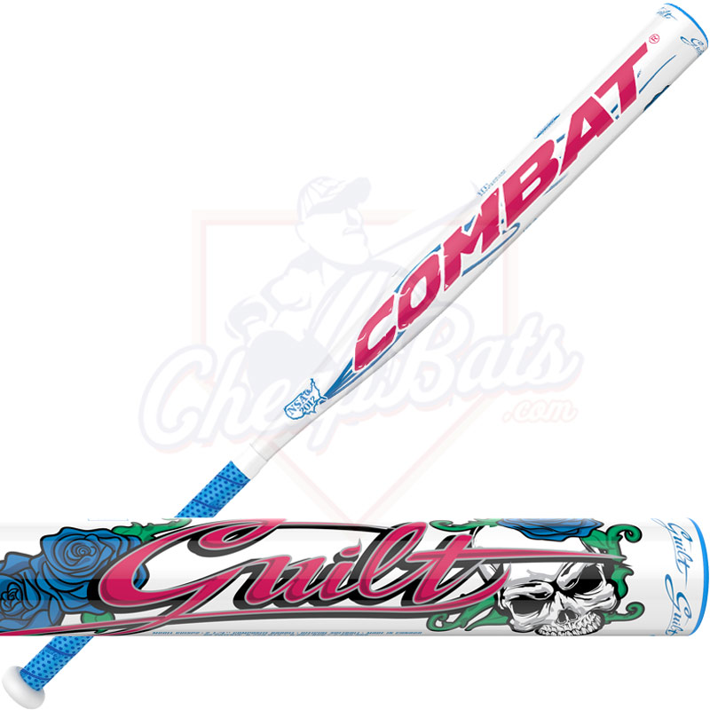 2016 Combat Guilt Slowpitch Softball Bat USSSA End Loaded ...