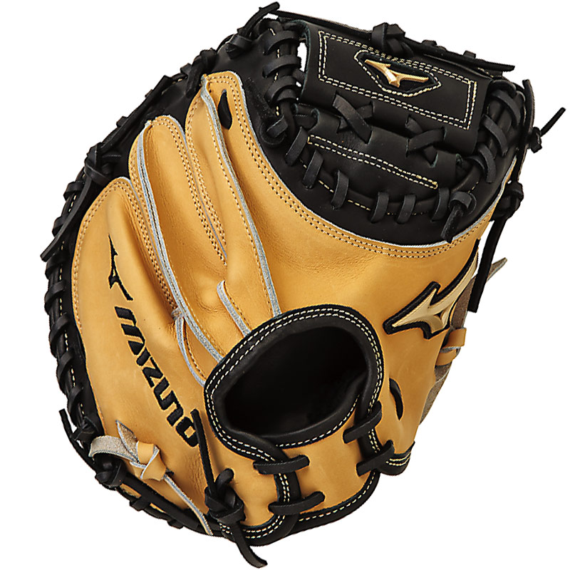 "Mizuno Global Elite Catcher\'s Mitt 32.5"" GXC11"