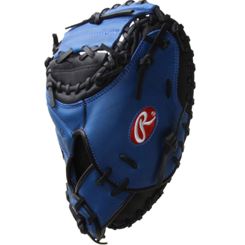 "Rawlings Gamer XLE Baseball Catcher\'s Mitt 33"" GXLE2BR"