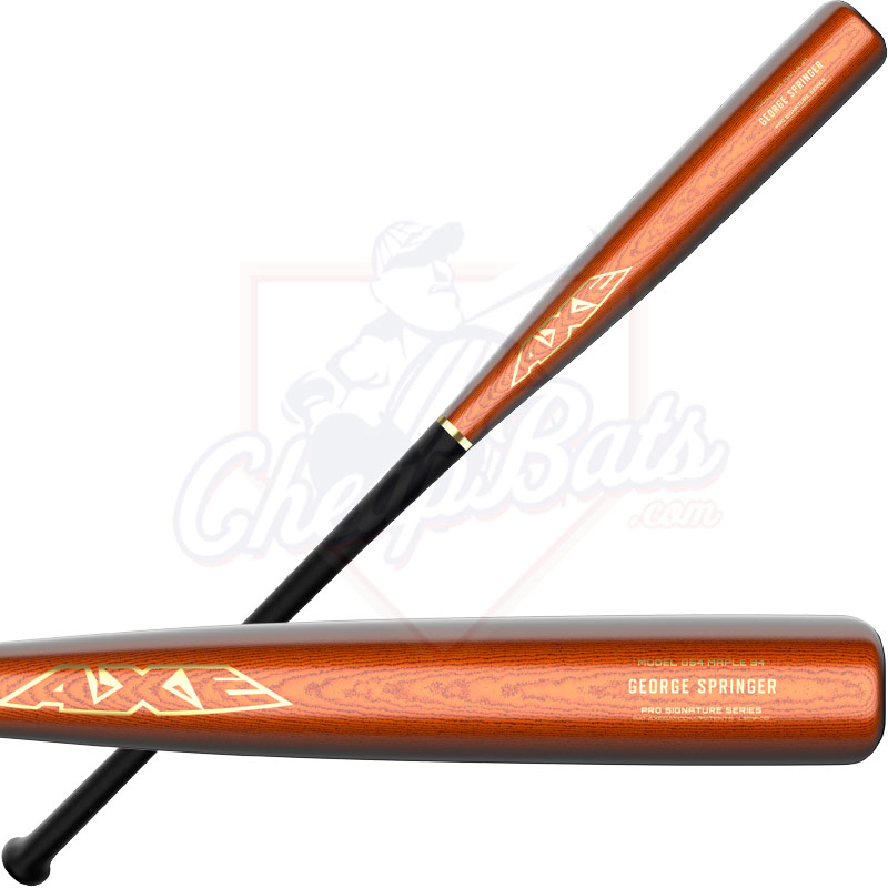 Axe Pro GS4 George Springer Hard Maple Wood Baseball Bat L123F