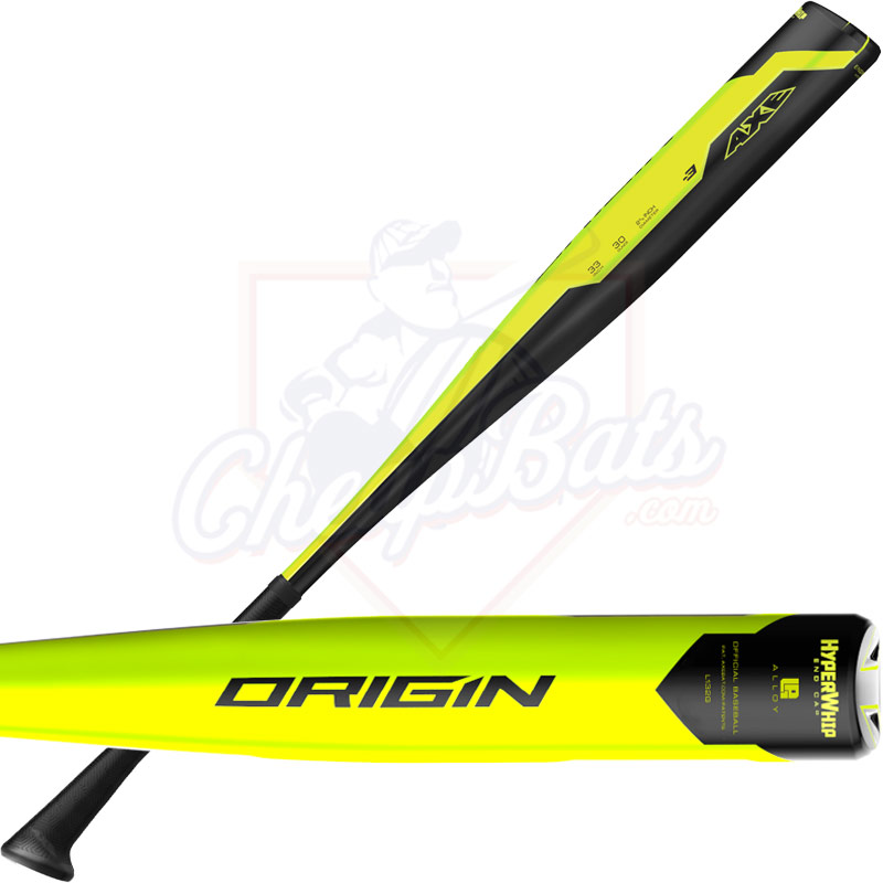 2019 Axe Origin BBCOR Baseball Bat -3oz L132G