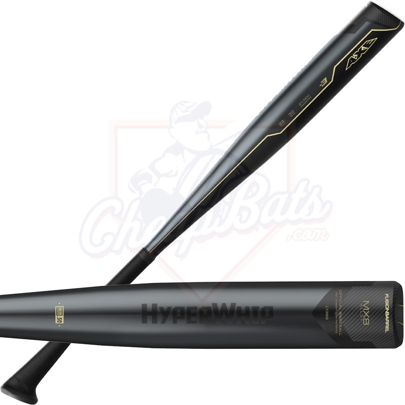 2019 Axe HyperWhip Fusion BBCOR Baseball Bat -3oz L138G