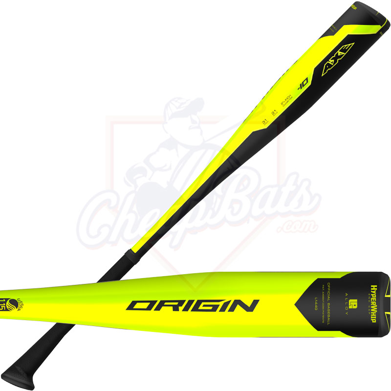 2019 Axe Origin Youth USSSA Baseball Bat -10oz L144G