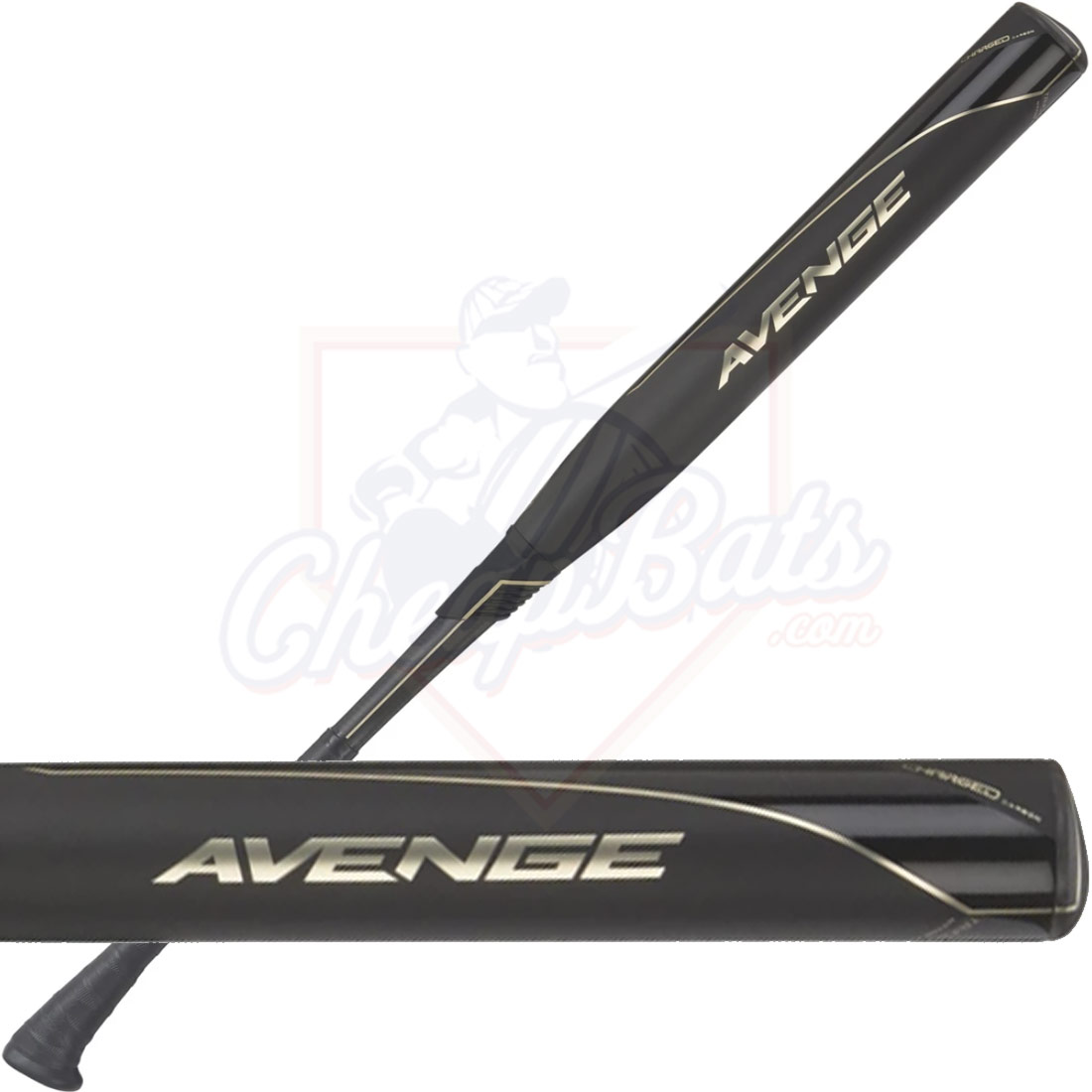 2020 Axe Avenge Slowpitch Softball Bat End Loaded USSSA L154H-E