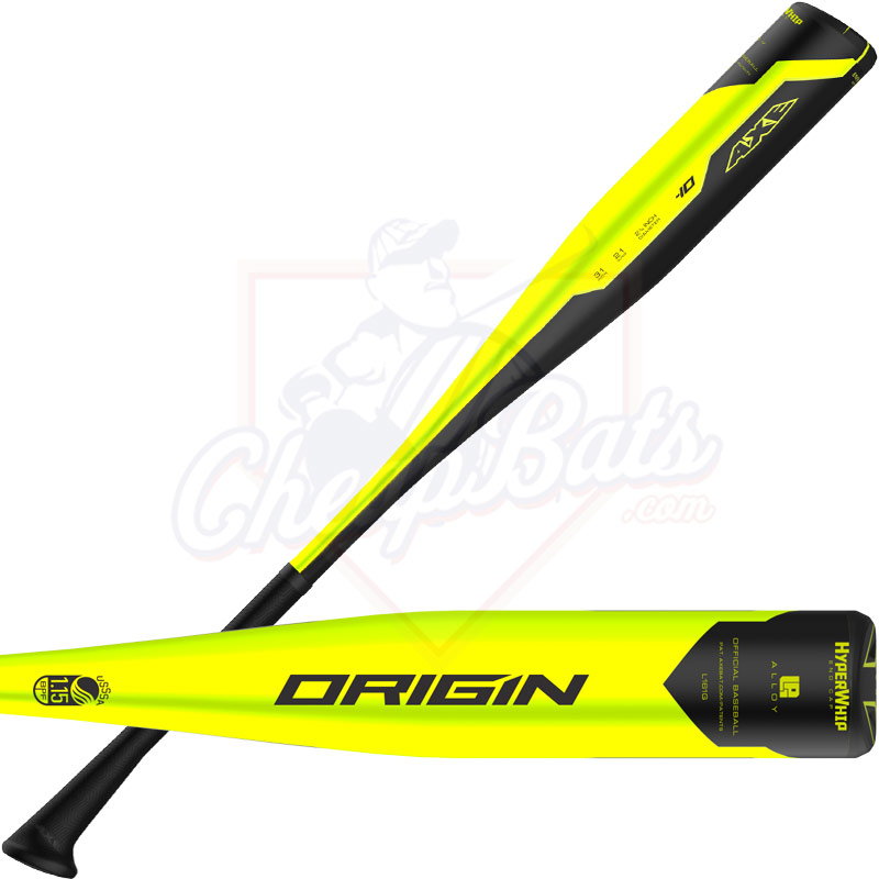 2019 Axe Origin Youth USSSA Baseball Bat -10oz L161G