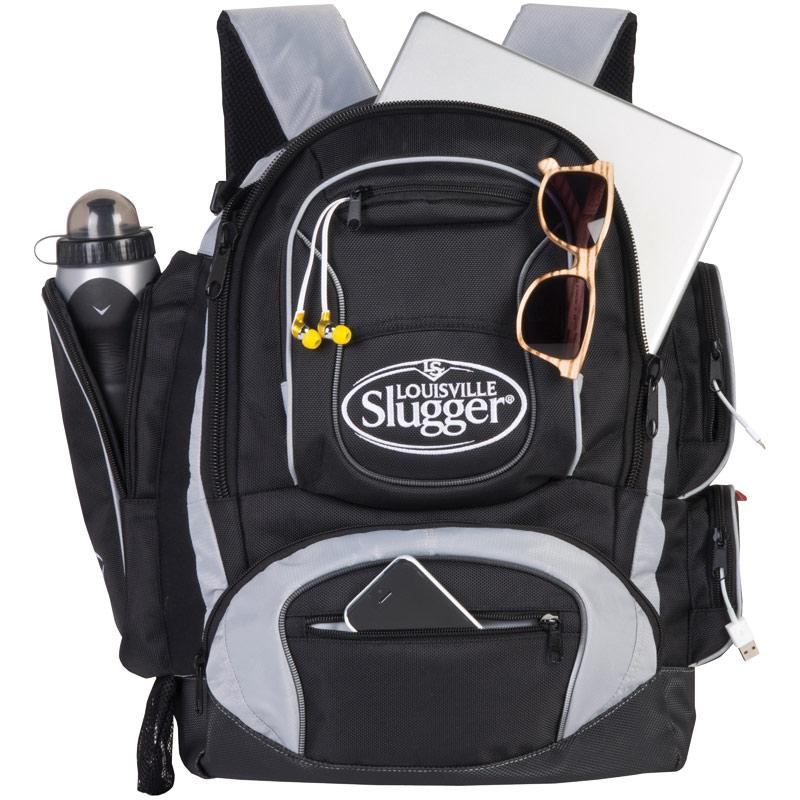 Louisville Slugger Clubhouse Collection Back Pack EBCCBP5