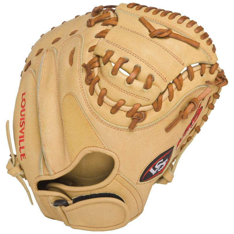 "Louisville Slugger 125 Series Catchers Mitt 32.5"" FG25CR5-CTM1"