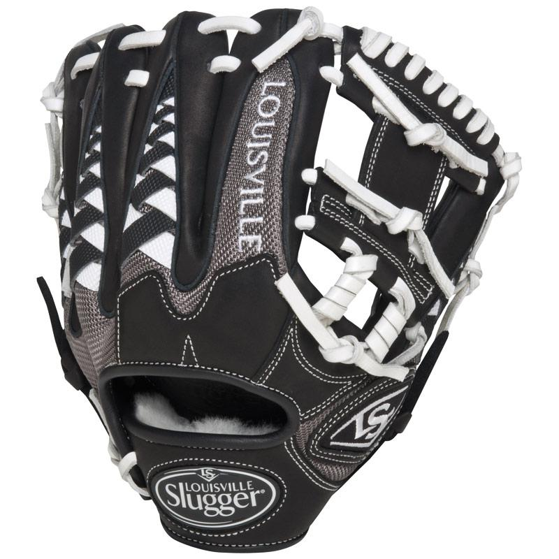 "Louisville Slugger HD9 Baseball Glove 11.25"" White FGHDWT5-1125"