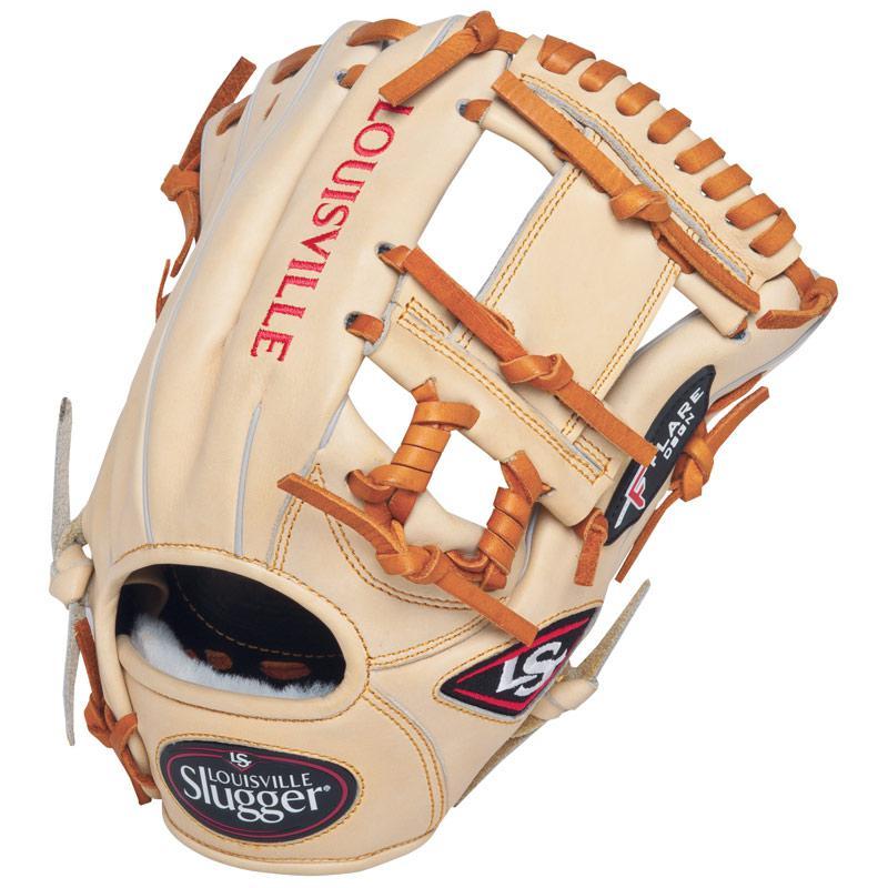 Louisville Flare Outfield Glove : Louisville slugger pro flare baseball glove quot fgpf cr