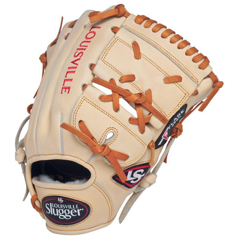 Louisville Flare Outfield Glove : Louisville slugger pro flare baseball glove quot fgpf