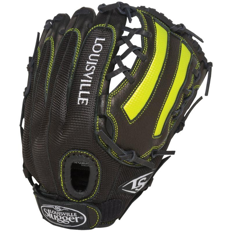 "Louisville Slugger Zephyr Series Softball Glove 12.5"" FGZRBK5-1250"