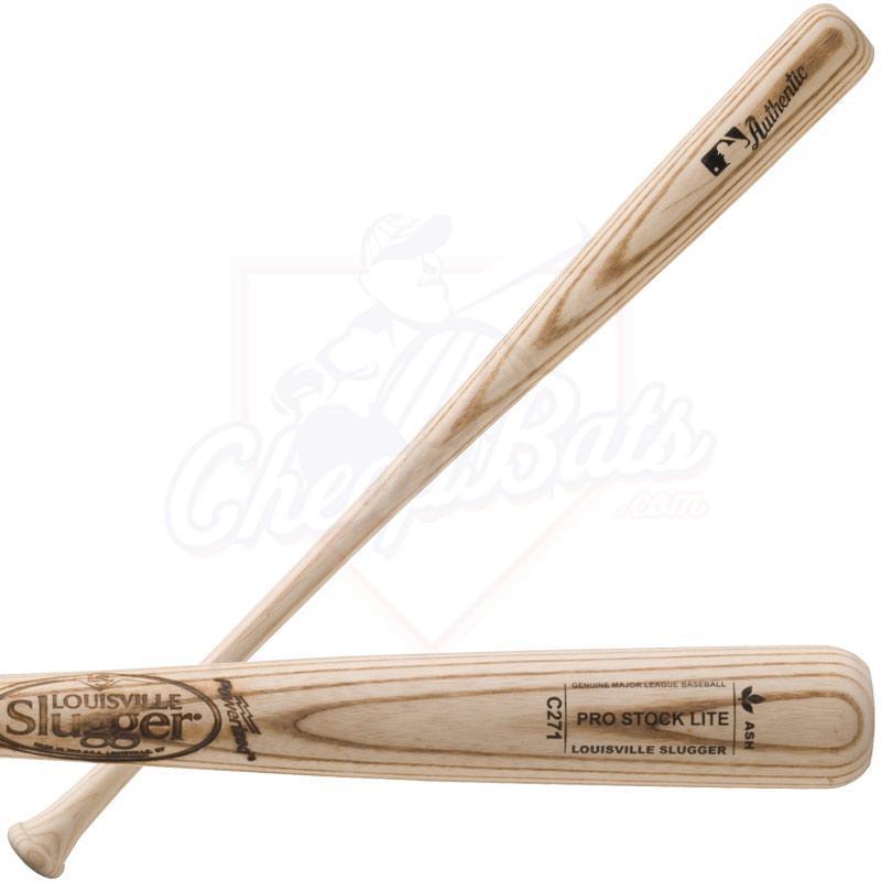 Louisville Slugger Pro Stock Lite C271 Ash Wood Baseball