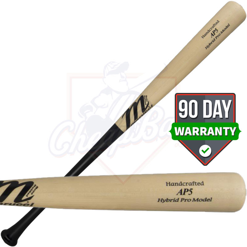 Marucci AP5 Hybrid Composite Maple Wood BBCOR Baseball Bat -3oz MHCBAP5